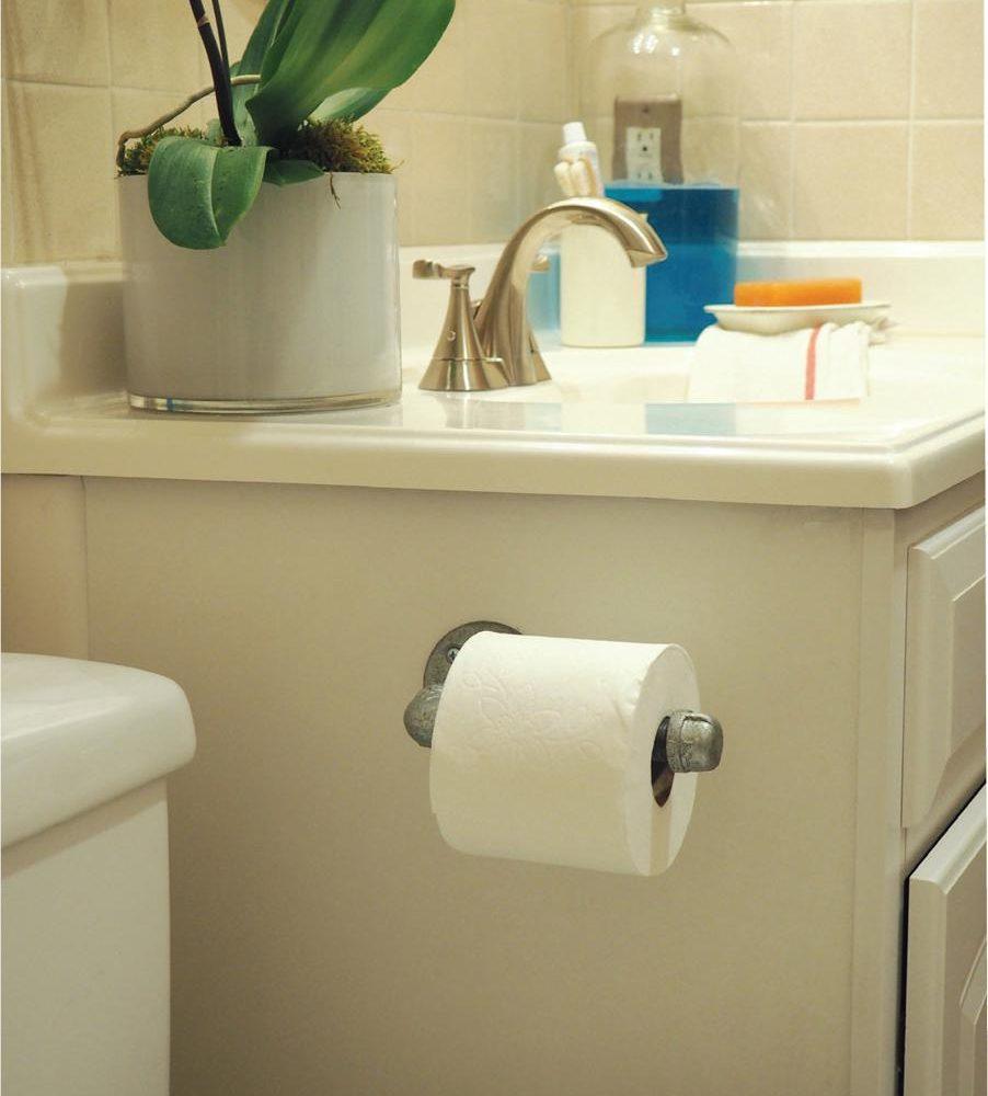 DIY Penyangkut tisu tandas