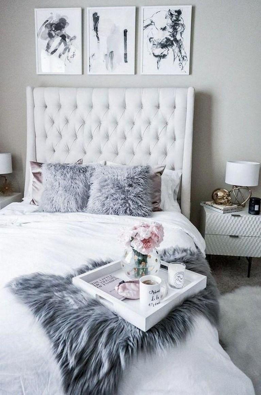 ✔82 idea bilik tidur minimalis dengan perabot yang bagus 43