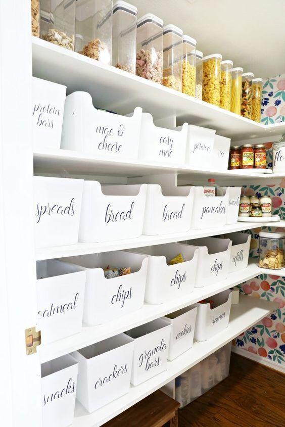58 Idea Susun Atur Barang Di Dapur Yang Kemas Dan Cantik Hartatanah Com