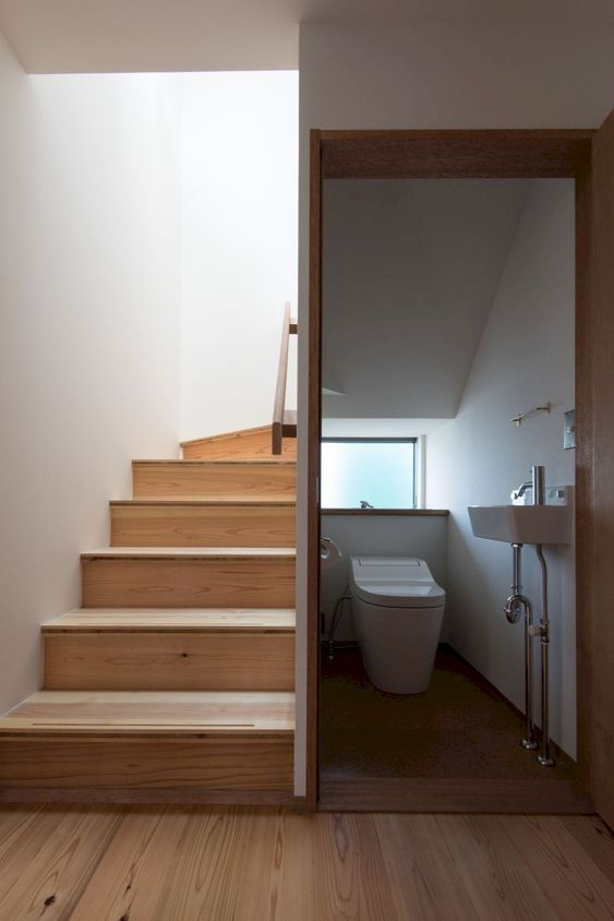 HartaTanah-tandas bawah tangga