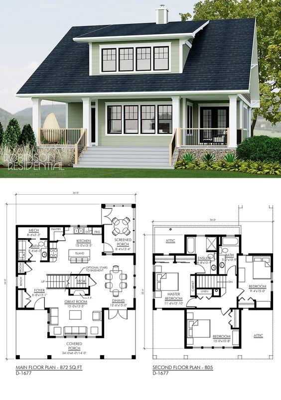 HartaTanah-Home plan Design