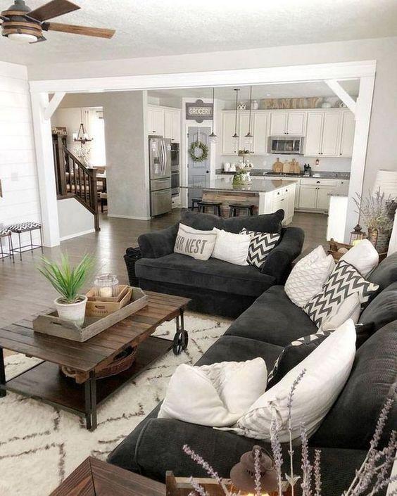 Hartatanah - Dekorasi ruang tamu
