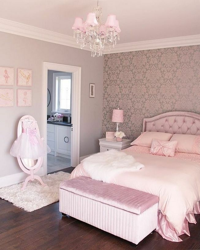 49 Contoh Dekorasi Bilik Tidur Anak Perempuan Yang Memang Sangat Cantik Dan Moden Hartatanah Com