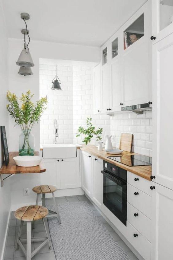 59 Idea Untuk Rekabentuk Dapur Kecil Tetapi Sangat Cantik Hartatanah Com