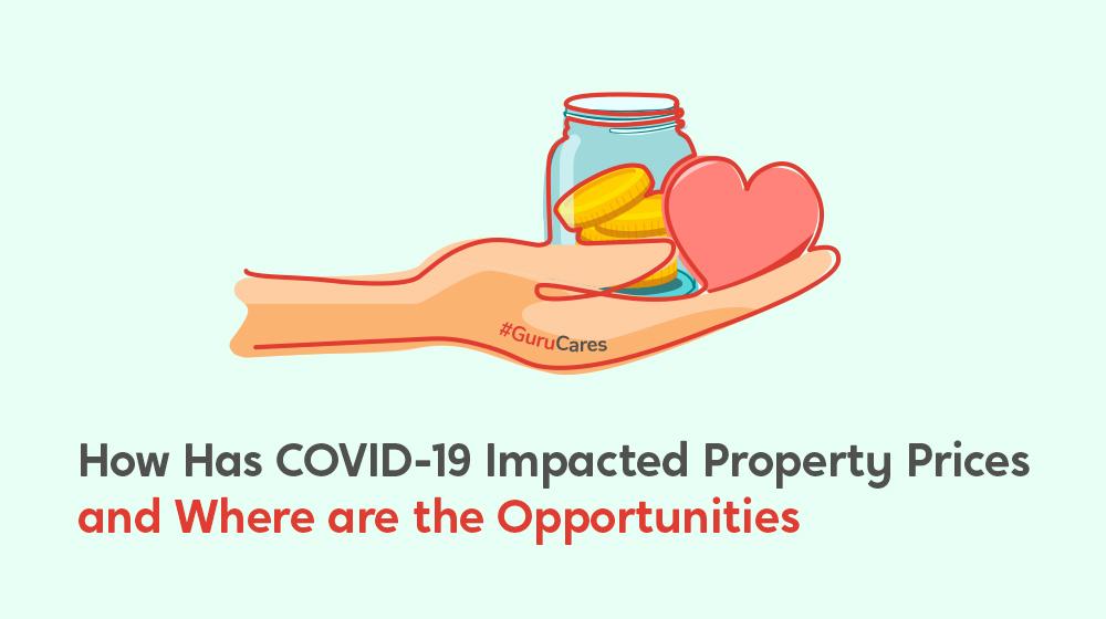 Bagaimana COVID-19 mempengaruhi harga harta tanah dan di mana peluangnya?