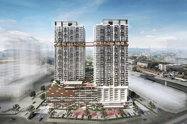 Hua Yang menawarkan penjimatan yang luar biasa kepada pembeli rumah